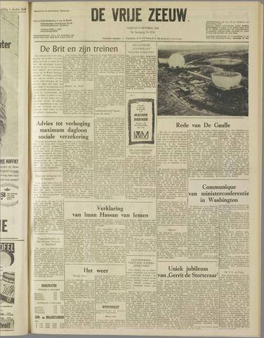 de Vrije Zeeuw 1962-10-05