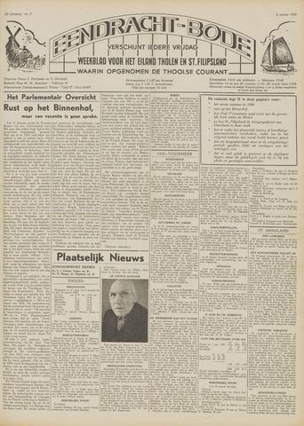 Eendrachtbode (1945-heden)/Mededeelingenblad voor het eiland Tholen (1944/45) 1956