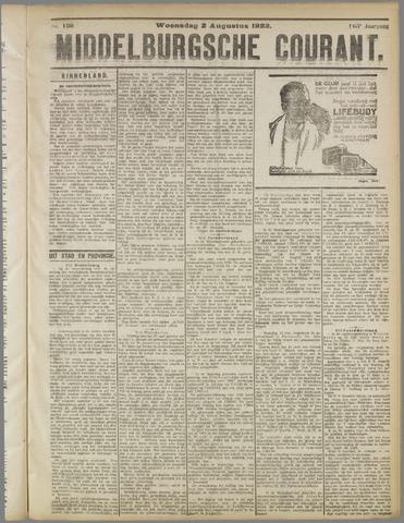 Middelburgsche Courant 1922-08-02