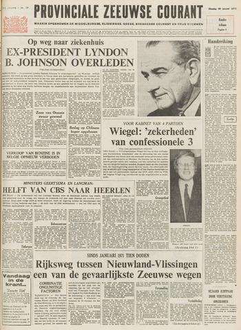 Provinciale Zeeuwse Courant 1973-01-23