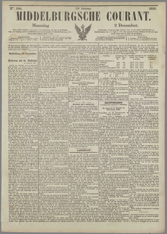 Middelburgsche Courant 1895-12-02