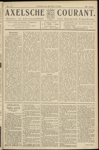 Axelsche Courant 1934-05-29