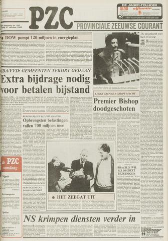 Provinciale Zeeuwse Courant 1983-10-21