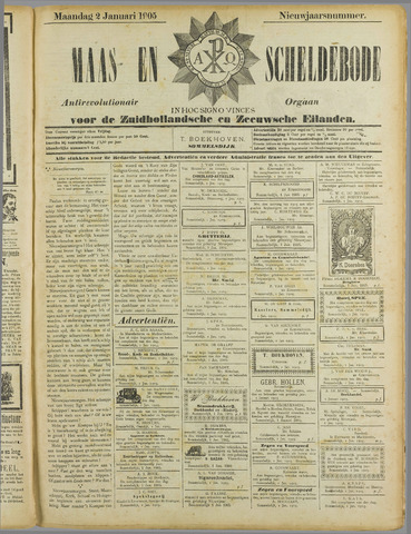 Maas- en Scheldebode 1905