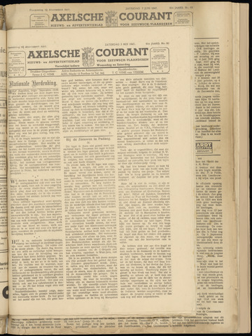 Axelsche Courant 1947-05-03
