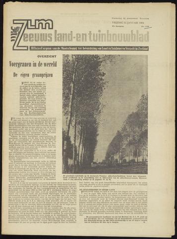 Zeeuwsch landbouwblad ... ZLM land- en tuinbouwblad 1964-01-31