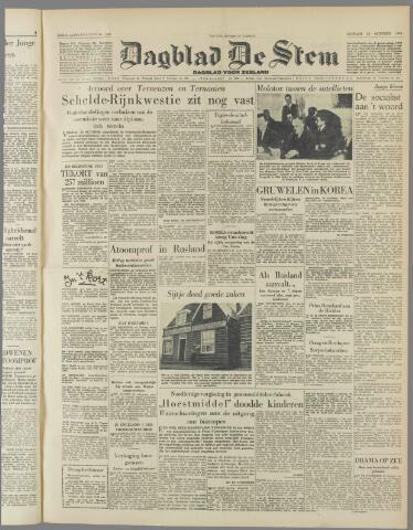 de Stem 1950-10-24