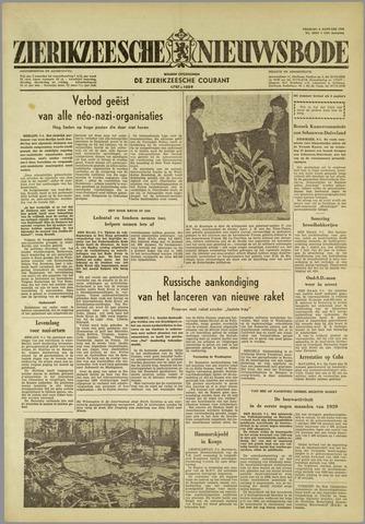 Zierikzeesche Nieuwsbode 1960-01-08