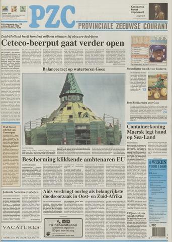 Provinciale Zeeuwse Courant 1999-07-23
