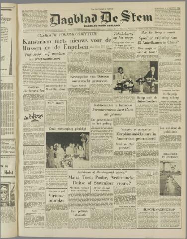 de Stem 1955-08-03