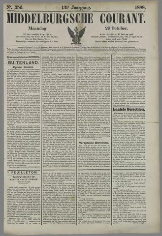 Middelburgsche Courant 1888-10-29