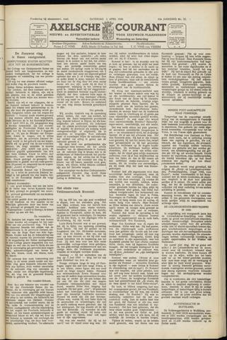 Axelsche Courant 1949-04-02