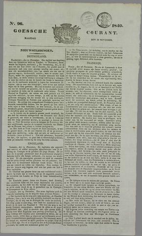 Goessche Courant 1840-11-30