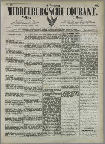 Middelburgsche Courant 1891-03-06