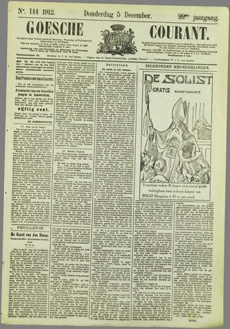 Goessche Courant 1912-12-05