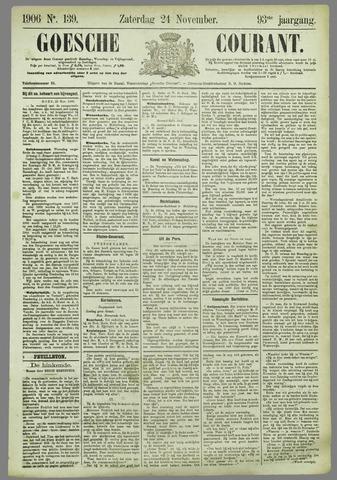Goessche Courant 1906-11-24