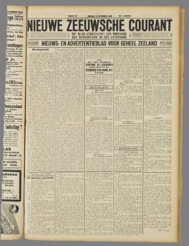 Nieuwe Zeeuwsche Courant 1930-11-25