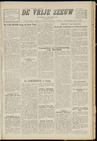 de Vrije Zeeuw 1947-09-18