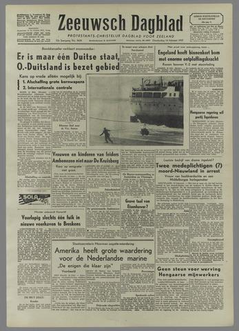 Zeeuwsch Dagblad 1957-02-14