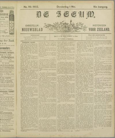 De Zeeuw. Christelijk-historisch nieuwsblad voor Zeeland 1902-05-01