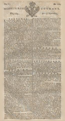 Middelburgsche Courant 1780-09-19