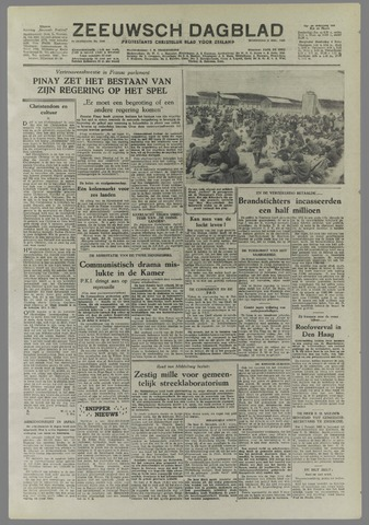 Zeeuwsch Dagblad 1952-12-03