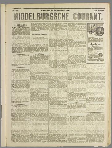 Middelburgsche Courant 1927-12-05