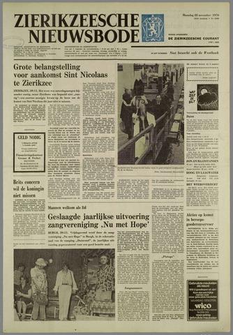 Zierikzeesche Nieuwsbode 1976-11-22