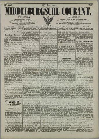 Middelburgsche Courant 1893-12-07