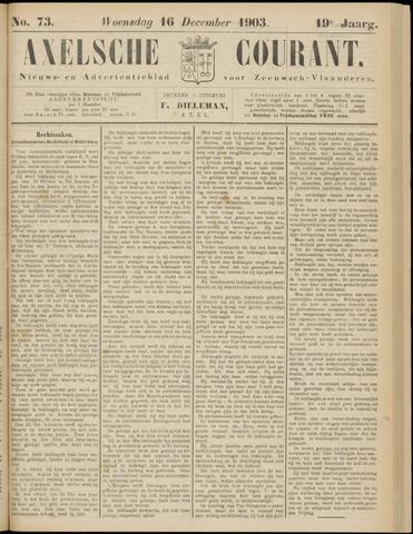 Axelsche Courant 1903-12-16