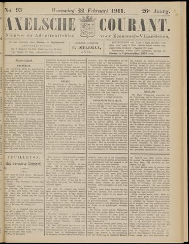 Axelsche Courant 1911-02-22