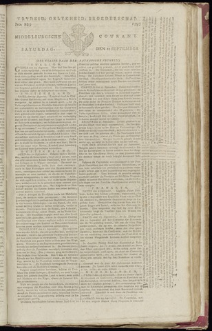 Middelburgsche Courant 1795-09-19