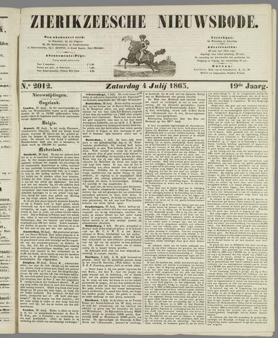 Zierikzeesche Nieuwsbode 1863-07-04