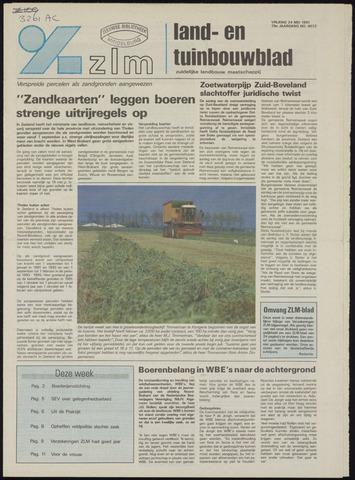 Zeeuwsch landbouwblad ... ZLM land- en tuinbouwblad 1991-05-24