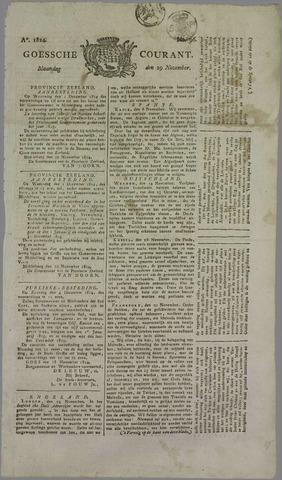 Goessche Courant 1824-11-29