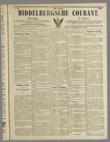Middelburgsche Courant 1906-03-17