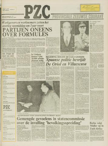 Provinciale Zeeuwse Courant 1977-02-12