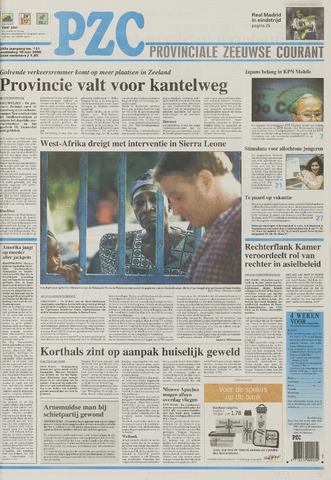 Provinciale Zeeuwse Courant 2000-05-10