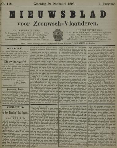 Nieuwsblad voor Zeeuwsch-Vlaanderen 1893-12-30