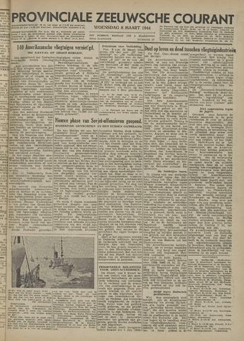 Provinciale Zeeuwse Courant 1944-03-08