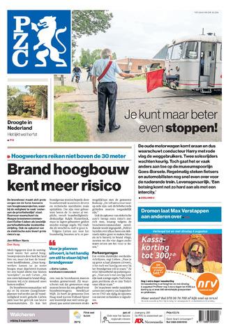 Provinciale Zeeuwse Courant 2019-08-02
