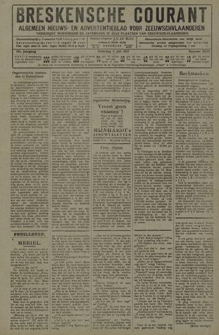 Breskensche Courant 1927-07-02