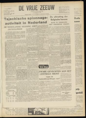 de Vrije Zeeuw 1951-10-30
