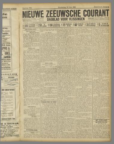 Nieuwe Zeeuwsche Courant 1921-06-30