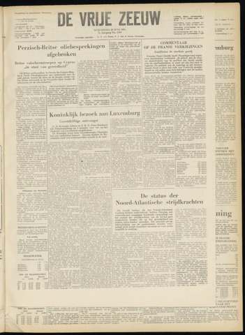 de Vrije Zeeuw 1951-06-20