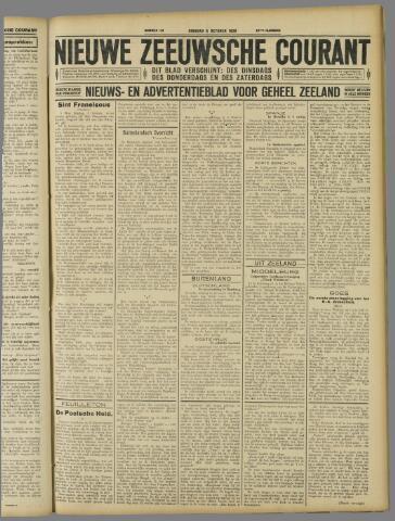 Nieuwe Zeeuwsche Courant 1926-10-05