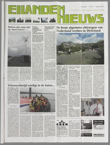 Eilanden-nieuws. Christelijk streekblad op gereformeerde grondslag 2007-07-06