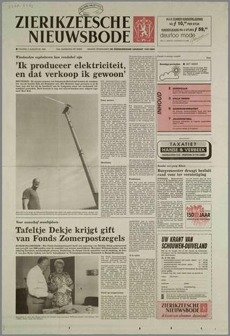 Zierikzeesche Nieuwsbode 1994-08-05