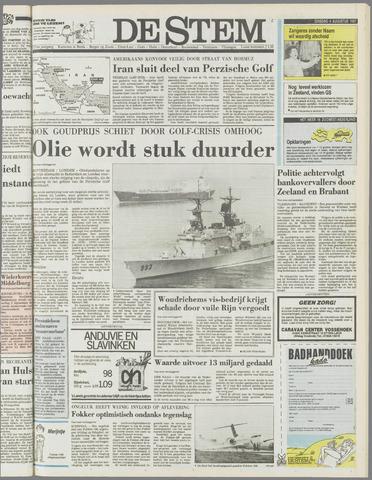 de Stem 1987-08-04