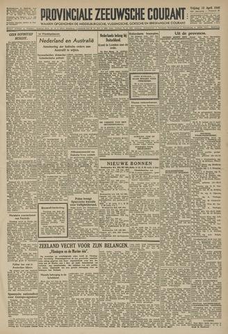 Provinciale Zeeuwse Courant 1946-04-12